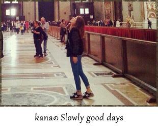 kanaのSlowly good days